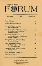 Cover, vol. 4, no. 4