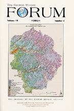 Cover, vol. 19, no. 1
