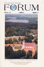 Cover, vol. 19, no. 3