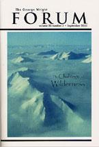 Cover, vol. 20, no. 3