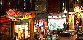 South Street The Hippest In Philadelphia Is Famous For Its Eclectic S Diverse Restaurants And Dynamic Nightlife There No Better Place To