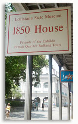 Friends of the Cabildo walking tour of French Quarter